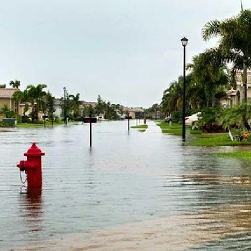 Thumbnail for All American Homes Assigned Flood-Risk Score