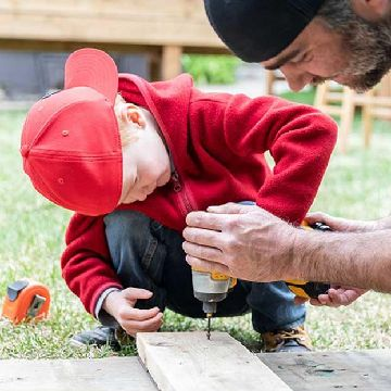 Thumbnail for All Hands On Deck: 6 DIY Projects for You and Your Family Before Winter